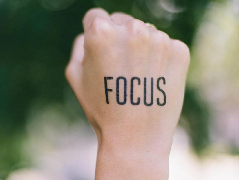 【自律技巧】提升你的效率与专注力